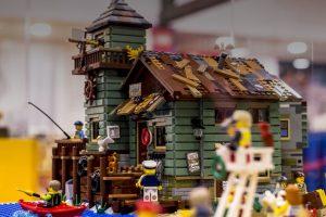 Kreatív építőjátékokat próbálhatnak ki a gyermekek!