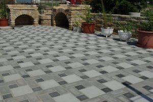 beton térkövek