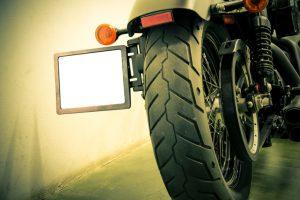 motorkerékpárrendszám