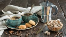 hagyományos kávéfőző