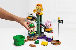 Luigi kalandjai kezdőpályán