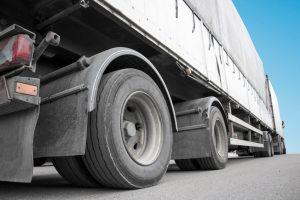 teherautó gumi javítás