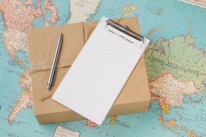 nemzetközi csomagszállítás
